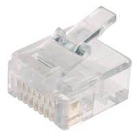 Modulaire RJ-45 Connector Short Body | Kleine uitvoering .Cat5e